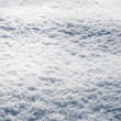Stock Photo: Glittering snow