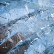 Ice pattern — Stock Photo #40512395