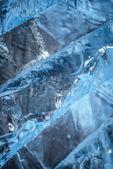 Buz desen — Stok fotoğraf