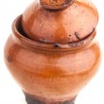 Ceramic pot  — Stock Photo #46669423