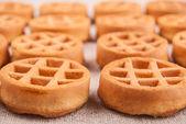 华夫饼 — 图库照片