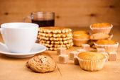 завтрак — Стоковое фото