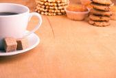 Kahvaltı — Stok fotoğraf