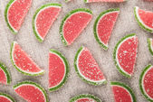Marmalade pieces — Stock Photo