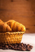 Croissants — Foto Stock