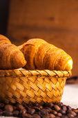 Croissants — Zdjęcie stockowe