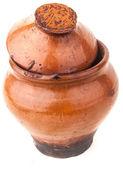 陶瓷锅 — 图库照片