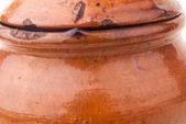 Pot en céramique — Photo