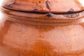 Garnek ceramiczny — Zdjęcie stockowe