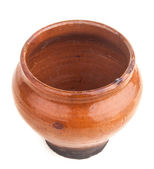 Ceramic pot  — Stock Photo