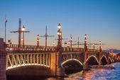 Trinity Bridge  — Stock Photo