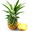 Pineapple isolated on white background — Stock Photo