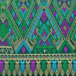 Colorful batik cloth fabric background — Foto de Stock