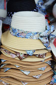 Vintage woman hat — Stock Photo