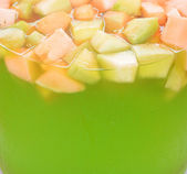Juice mixed — Stock Photo