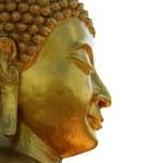 Face image of Buddha — Stock Photo