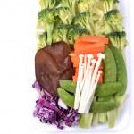 Mixed vegetables — Stock Photo #35393287