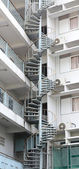 Staircase are spiral — Stock Photo