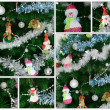 Christmas decoration collection — Stock Photo #36701237