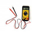 Multimeter, tester isolated — Stock Photo #38920587
