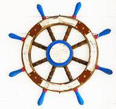 方向盘帆船 — 图库照片
