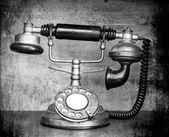 Retro Phone - Vintage Telephone — Stock Photo