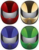 Helmet — Stock Vector
