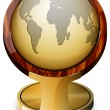 de Golden globes — Stockvector