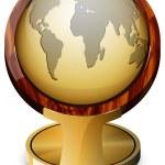 golden globes — Stockvektor