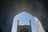 Shah or Imam Mosque in Isfahan, Iran — Stock Photo