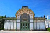 Karlsplatz Stadtbahn Station, Vienna — Stock Photo