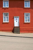 Traditionally painted domestic house in Lavenham, Suffolk — Stock Photo