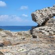 Ruined building at Tharros — Stock Photo