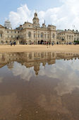 Horse guards parade — Stockfoto