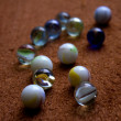 Bead glas — Stock Photo