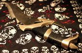 Cuchillo de caza — Foto de Stock