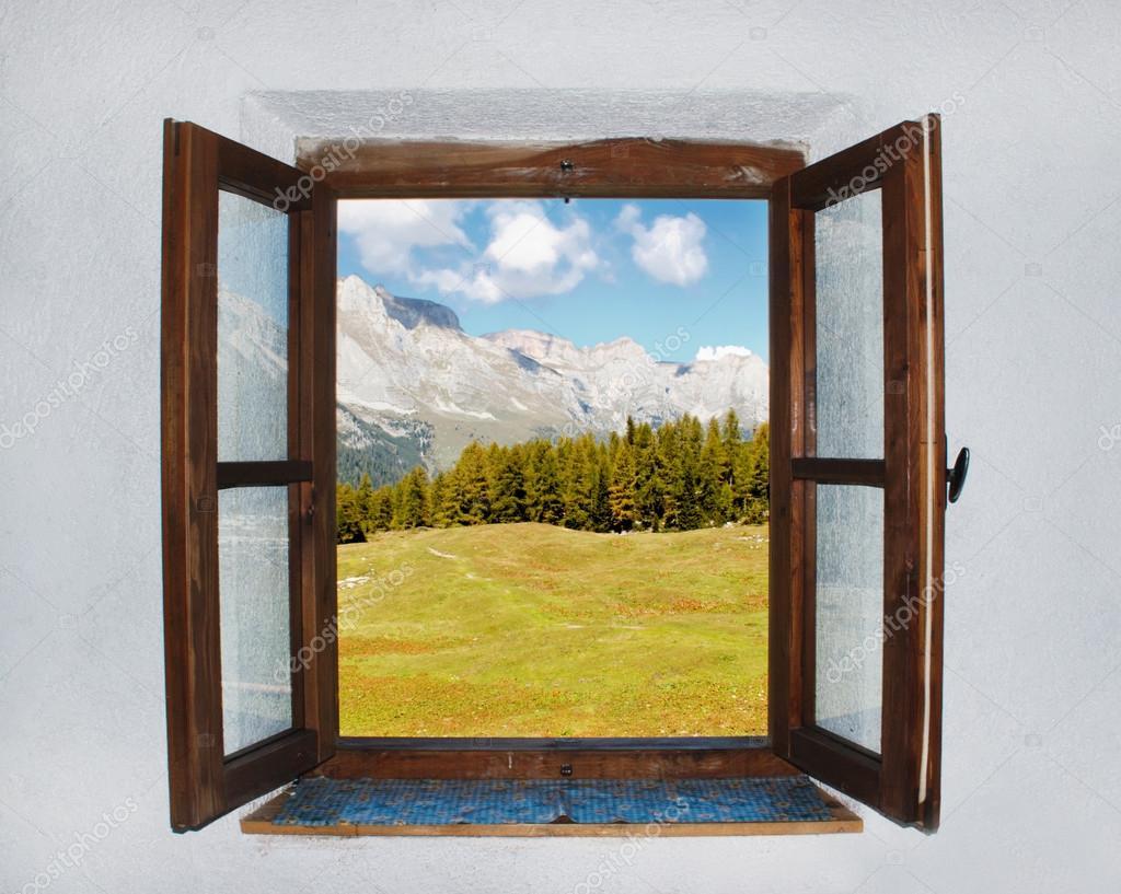 La fen tre ouverte photographie artish 24267641 for Une fenetre ouverte