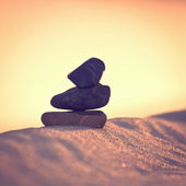 Harmony and calm — Stock Photo