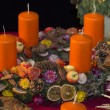 Advent wreath — Stock Photo #36936481