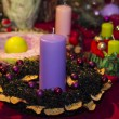 Advent wreath — Stock Photo #36936529