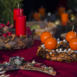 Advent wreath — Stock Photo #36936591