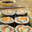 Royalty-Free Stock Photo: Home Made Sushi