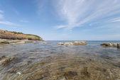 石滩 — 图库照片