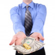 Stockfoto: Financial aid