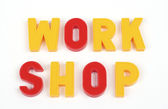 Work shop — Stock Photo