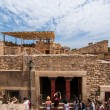 Knossos palace at Crete, Greece — Stock Photo #29028513