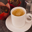 Coffee with muffins — Stockfoto #27574285