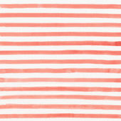 Watercolor striped pattern — Stock Photo