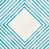 Geometric background with rhombus — Stockfoto