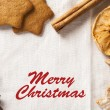Cristmas Card — Stock Photo